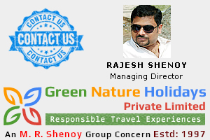 Rajesh Shenoy - Green Nature Holidays Private Limited